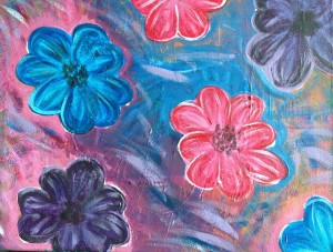Flowers mile 5