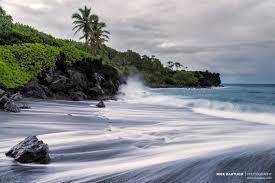 Black Sand Maui